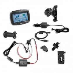 Kit GPS Zumo390 Ducati Performance para Hyperstrada/Hypermotard