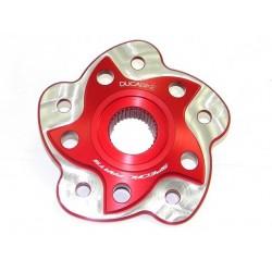 Portacoronas bicolor Ducabike para Ducati