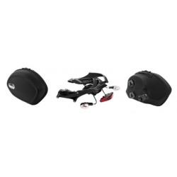 Kit maletas semirígidas Ducati Performance para Ducati Diavel