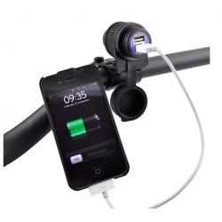 Toma de Cargador USB 12v para móviles