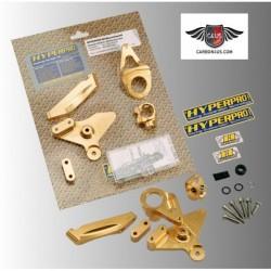 Kit de montaje para amortiguador de direccion HYPERPRO