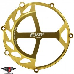 Tapa EVR II ORO para embrague en seco Ducati.