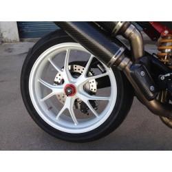 Tapón de rueda trasera CNC Racing