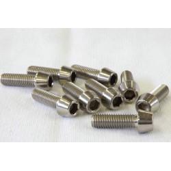 Kit de tornillos de titanio para tija original