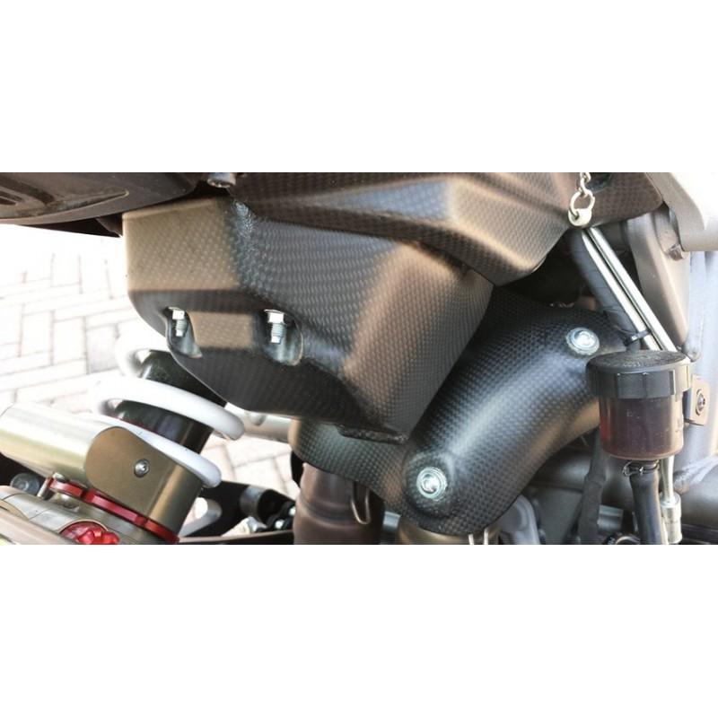 protection pompe d 39 essence carbone hypermotard 821 939. Black Bedroom Furniture Sets. Home Design Ideas