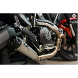 Escape Inox para DUCATI SCRAMBLER FM-Projects