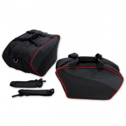 Kit bolsas internas para maletas laterales de Multistrada