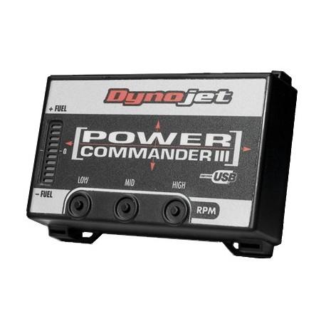 Power commander iii ecu