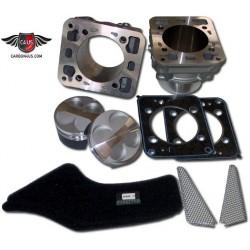 Kit de transformación de potencia EVR Ducati 748 a 853.