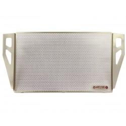 Protector del radiador en titanio
