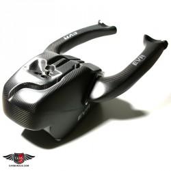 Airbox EVR carbono para Ducati Superbike 848/1098/1198.