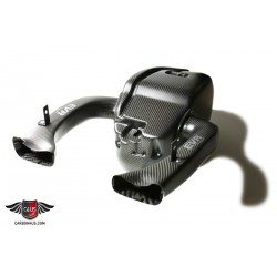 Airbox EVR en carbono - Ducati Superbike 848-1098-1198.