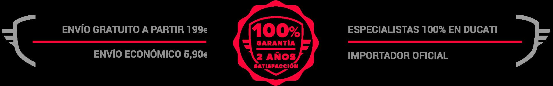 información de envío gratuito