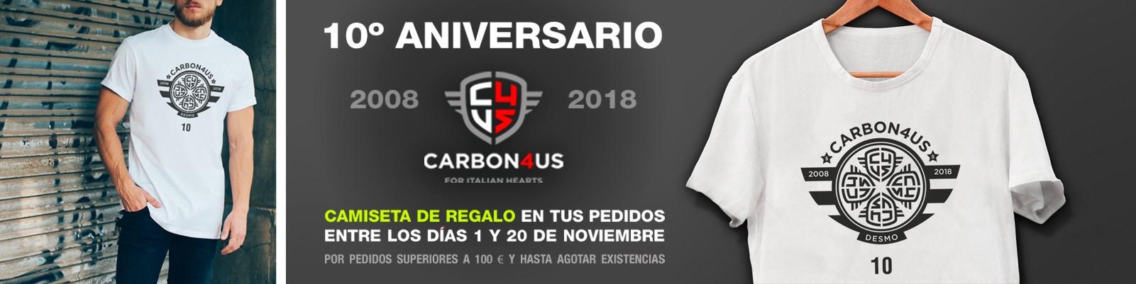 Aniversario Carbon4US